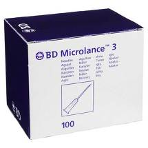 Produktbild BD Microlance 3 Sonderkanüle 27
