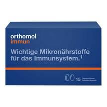 Produktbild Orthomol Immun 15 Tabletten / Kapseln Kombipackung