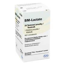 Produktbild BM Test Lactate Teststreifen