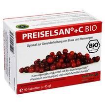 Produktbild Preisel San + C Bio Tabletten