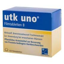 Produktbild Utk uno Filmtabletten B