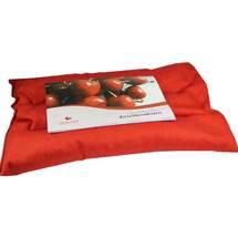 Produktbild Kirschkernkissen 30x40 cm rot