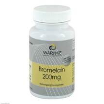 Produktbild Bromelain 200 mg magensaftresistente Tabletten