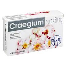 Produktbild Craegium novo 450 mg Filmtabletten