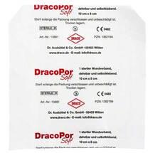 Produktbild Dracopor Wundverband 10x8cm