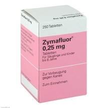 Produktbild Zymafluor 0,25 mg Tabletten