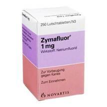 Produktbild Zymafluor 1 mg Lutschtabletten