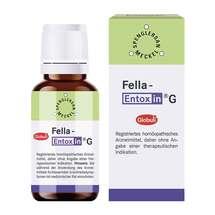 Produktbild Fella Entoxin G Globuli