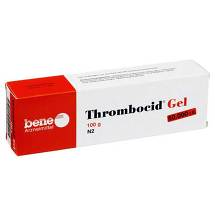 Produktbild Thrombocid Gel