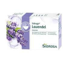 Produktbild Sidroga Lavendel Tee Filterbeutel