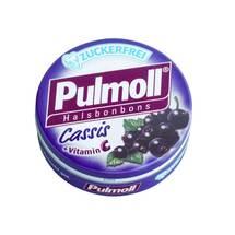 Pulmoll Cassis zuckerfrei Mi