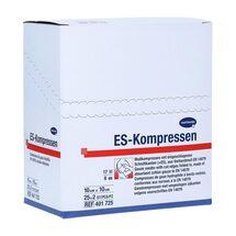 Produktbild ES-Kompressen steril 10x10 cm 8fach