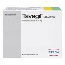 Produktbild Tavegil Tabletten