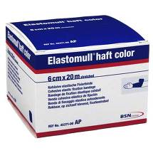 Produktbild Elastomull haft color 20mx6c