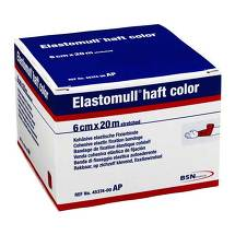 Elastomull haft color 20mx6c