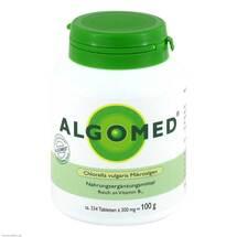 Produktbild Algomed Chlorella vulgaris Mikroalgen 300 mg Tabletten