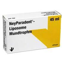 Neyparadent Liposome Mundtropfen