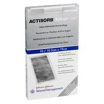 Actisorb 220 Silver 19x10,5
