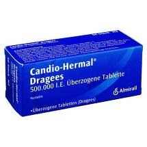 Produktbild Candio Hermal überzogene Tabletten