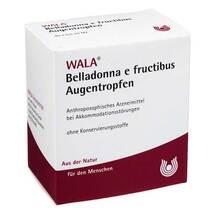 Produktbild Belladonna E Fructibus Augen