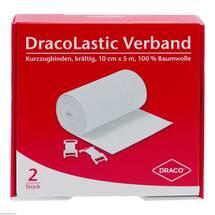 Produktbild Dracolastic Verband kräftig 10cm Doppelpackung