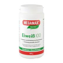 Produktbild Eiweiss 100 Himbeer Quark Megamax