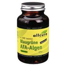 Produktbild Afa Algen 250 mg blaugrün Tabletten