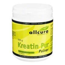 Produktbild Kreatin Pur Pulver Premium Qualität