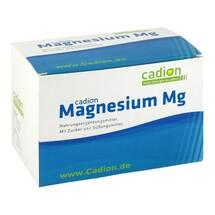 Produktbild Cadion Magnesium Mg Granulat Beutel