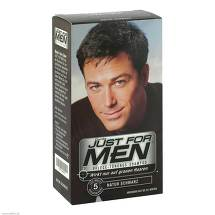 Produktbild Just for men Tönungsshampoo schwarz