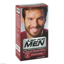 Produktbild Just for men Brush in Color Gel mittelbraun