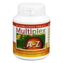 Multiplex Multivitamin A-Z Tabletten