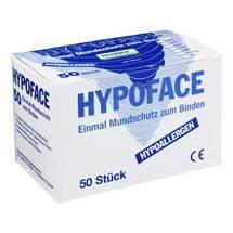 Produktbild Mundschutz OP grün z.Binden