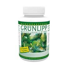 Grünlipp Muschel Konzentrat 500 mg Kapseln