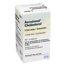 Accutrend Cholesterol Testst