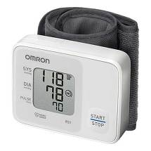 Produktbild Omron RS1 Handgelenk Blutdruckm.vollautomatisch