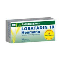 Produktbild Loratadin 10 Heumann Tabletten