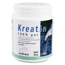 Produktbild Kreatin 100% Pur Pulver