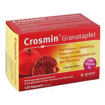 Produktbild Crosmin Granatapfel Kapseln