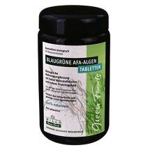 Produktbild Afa Alge 400 mg blaugrün Tabletten