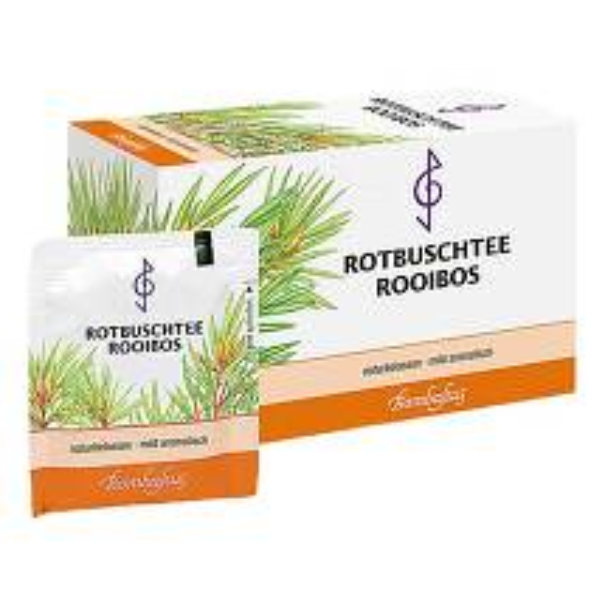 Rotbusch Tee Filterbeutel