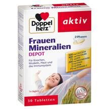 Doppelherz Frauen Mineralien Depot Tabletten