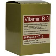 Vitamin B3 Kapseln