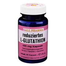 Produktbild Glutathion reduziert 100 mg Kapseln