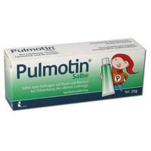 Produktbild Pulmotin Salbe