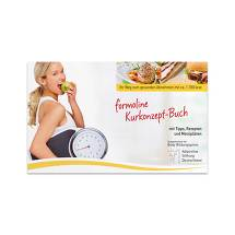 Produktbild Formoline Kurkonzept-Buch Tipps + Rezep. + Menüpläne