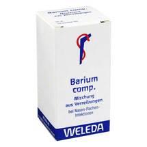 Barium comp. Trituration