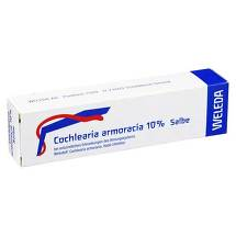 Produktbild Cochlearia Armoracia 10% Salbe