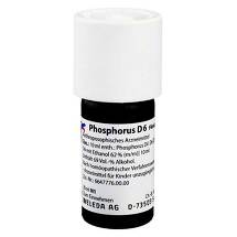 Produktbild Phosphorus D 6 Dilution