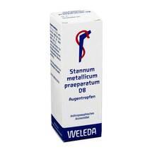 Stannum metallicum Präparat D 8 Augentropfen